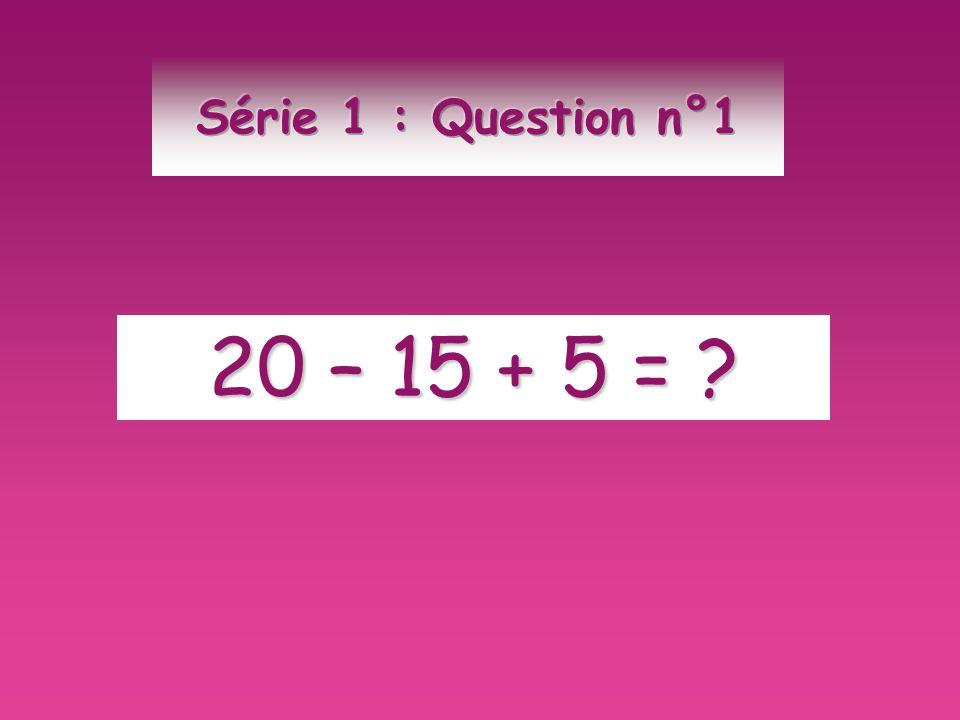 Série 2 : FRACTIONS Collège Jean Rostand – Draguignan Fête des Maths 2006 Concours de Calcul Mental 5ème Vous devez noter les réponses aux 20 calculs proposés sur la feuille distribuée par votre professeur distribuée par votre professeur C'est parti .