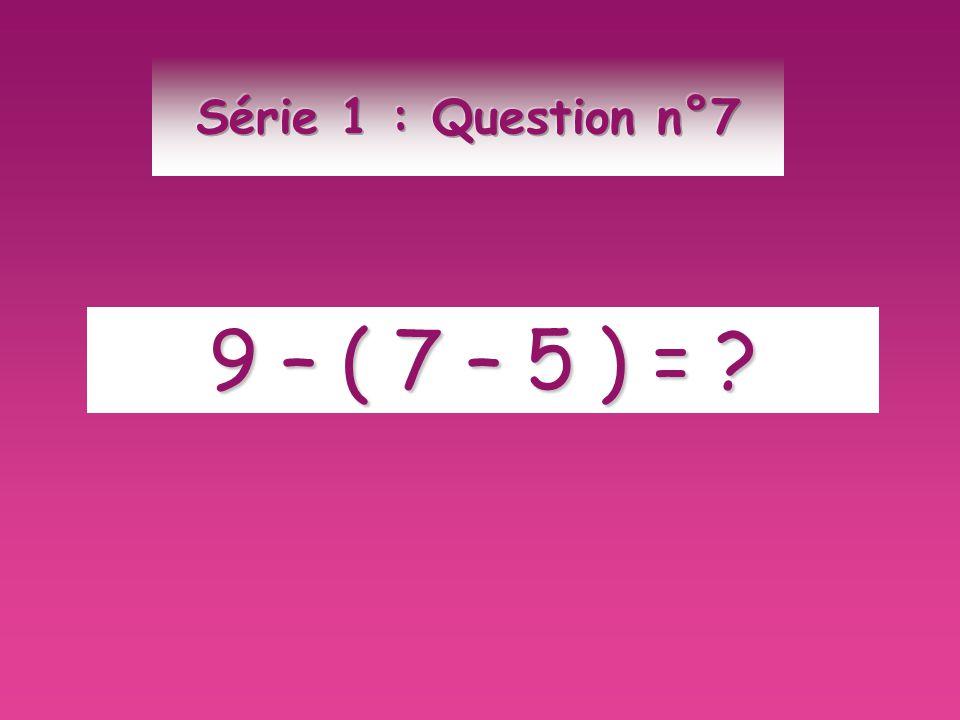 5 X ( 2 + 4 ) = ?
