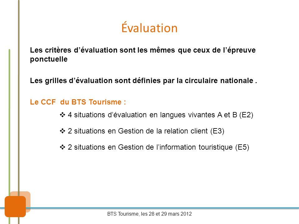 Évaluation Les critères d'évaluation sont les mêmes que ceux de l'épreuve ponctuelle Les grilles d'évaluation sont définies par la circulaire national
