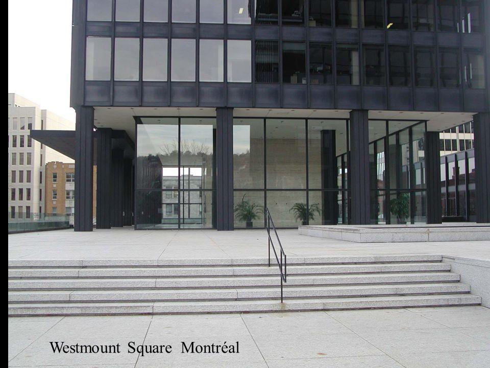 Westmount Square Montréal
