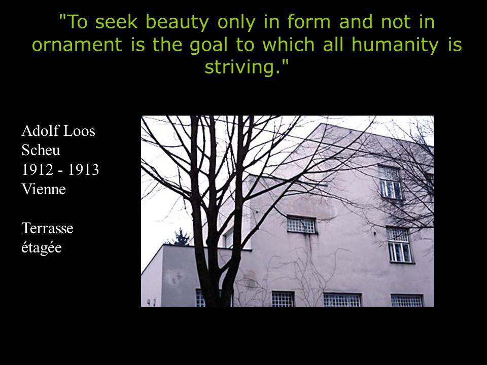 MIES VAN DER ROHE, Ludwig Seagram Building 1954-58 New York