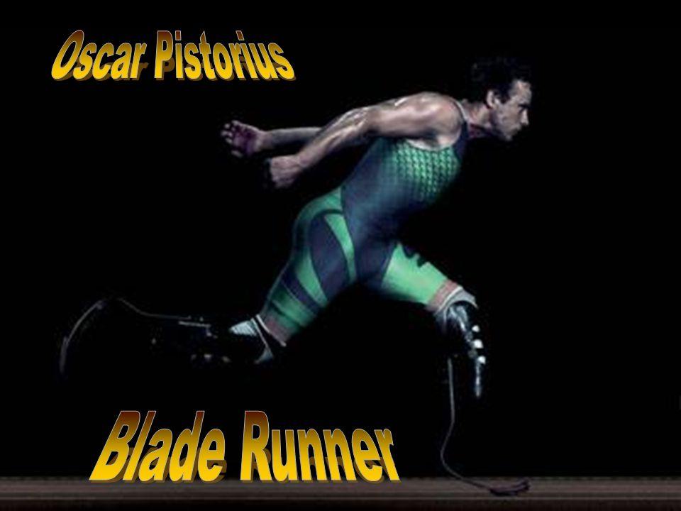 Volonté d'acier et Esprit Indomptable Oscar Pistorius