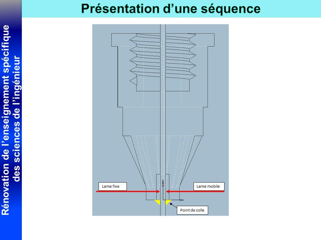 Rénovation de l'enseignement spécifique des sciences de l'ingénieur