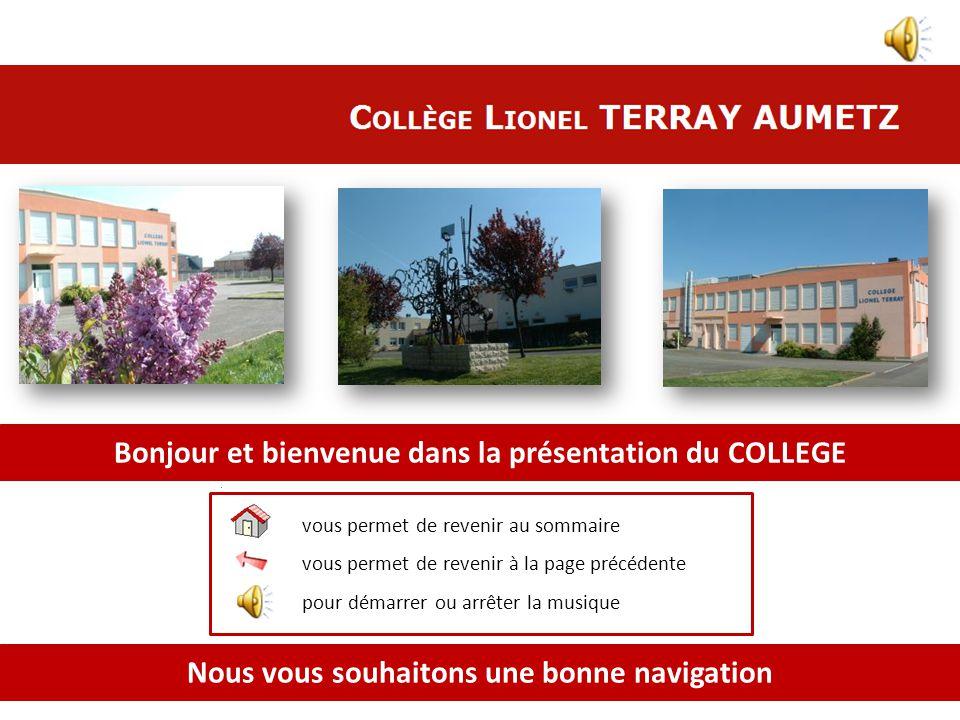 Les activités au collège Les sorties Bliesbrück, Verdun, Paris, Trèves, Berlin … autant de destinations dans un but pédagogique.