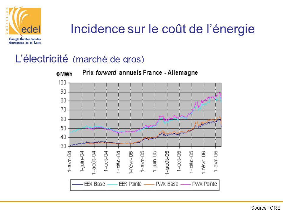 L'énergie : facteur de compétitivité  Chauffage, ventilation et climatisation  Air comprimé  Froid  Eclairage  Equipements électriques  Bâtiments  Transport  Procédé de production