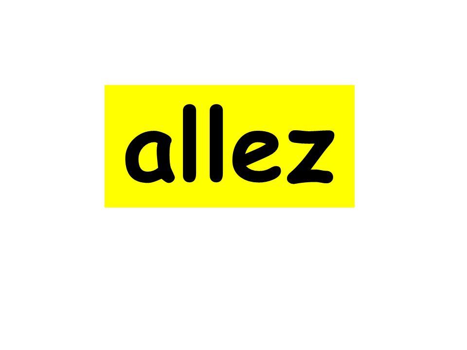 allez