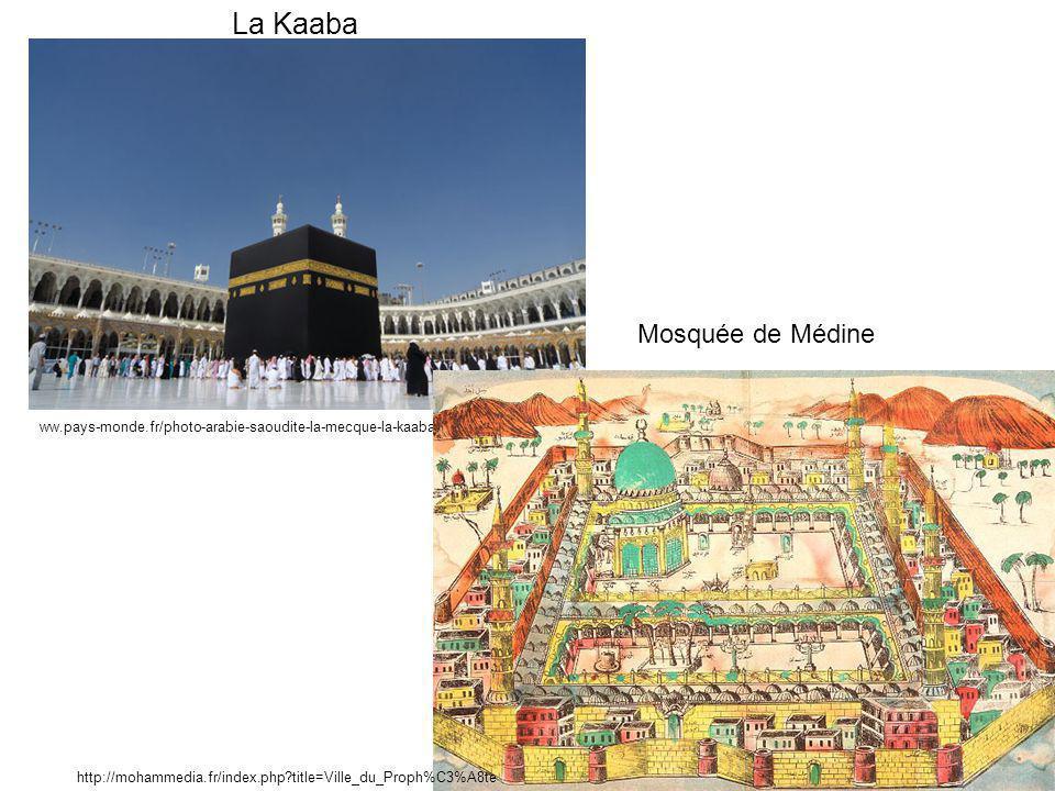 ww.pays-monde.fr/photo-arabie-saoudite-la-mecque-la-kaaba-112-85.html La Kaaba http://mohammedia.fr/index.php?title=Ville_du_Proph%C3%A8te Mosquée de