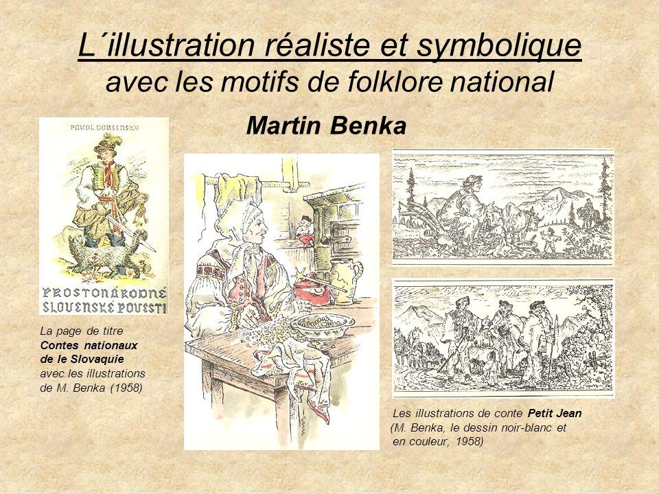 Ľudovít Fulla ▲ L´ é dition slovaque ►L´ é dition française La page de titre Contes Slovaques avec l´illustrations de Ľ.