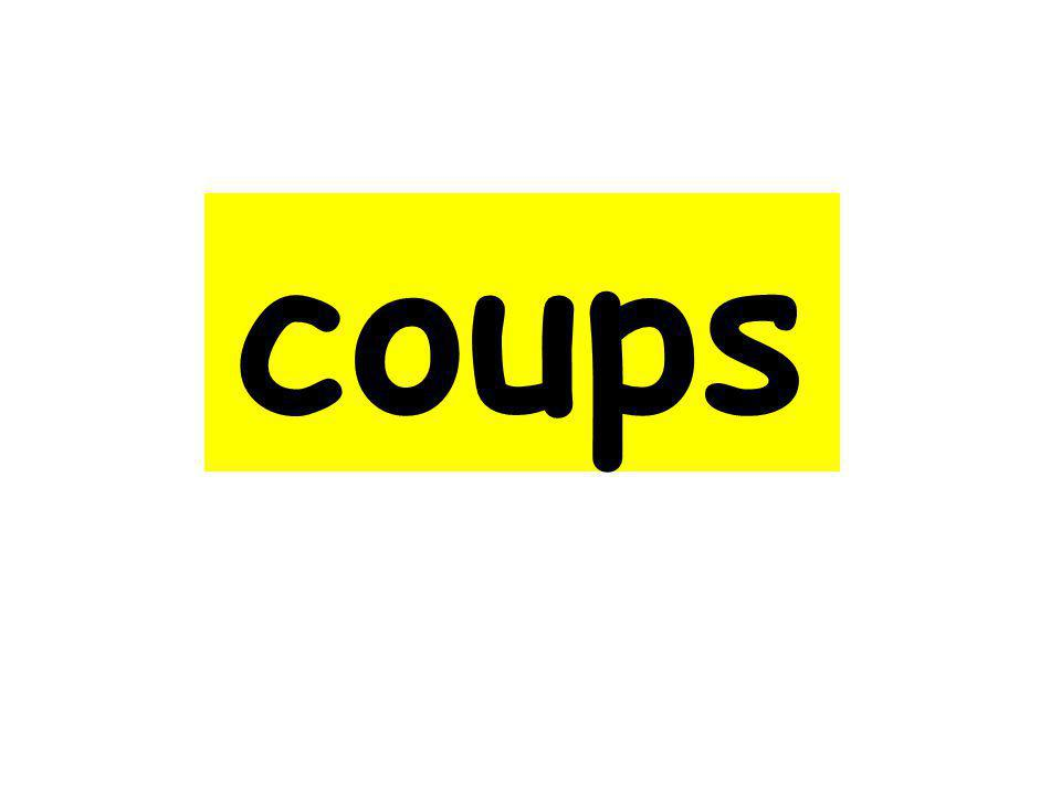 coups