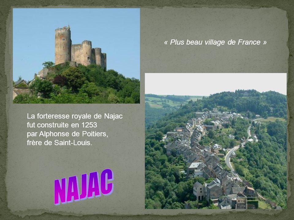 «Plus beau village de France »