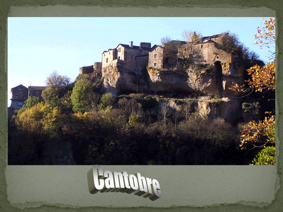 Saint Eulalie d'Olt « Plus beau village de France »