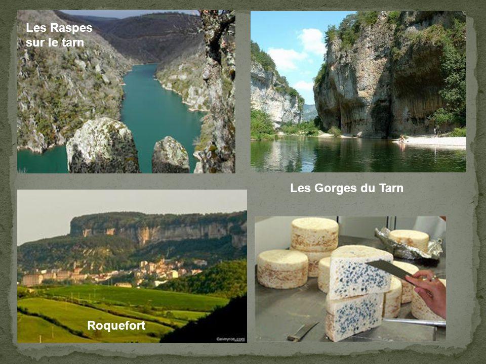 « Plus beau village de France » Le château fut édifié en 1249 par les Templiers. Et pendant sept siècles, la Couvertoirade, les abritera eux et leurs
