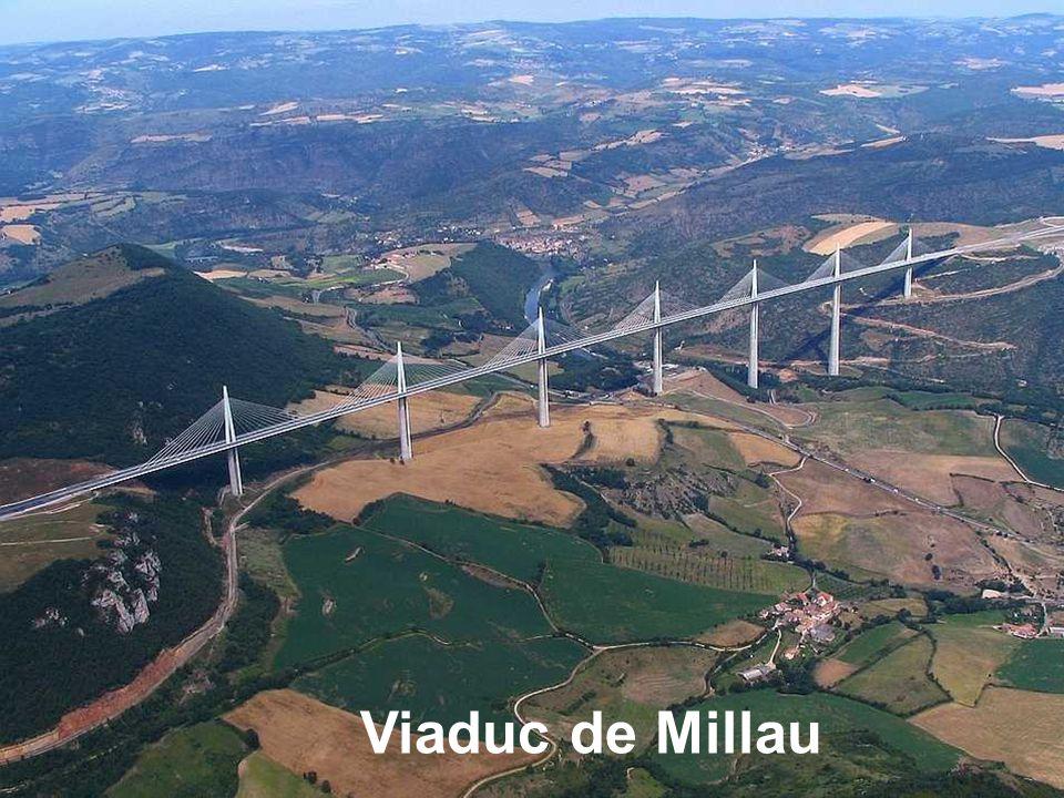 Viaduc et Pont de Tanus