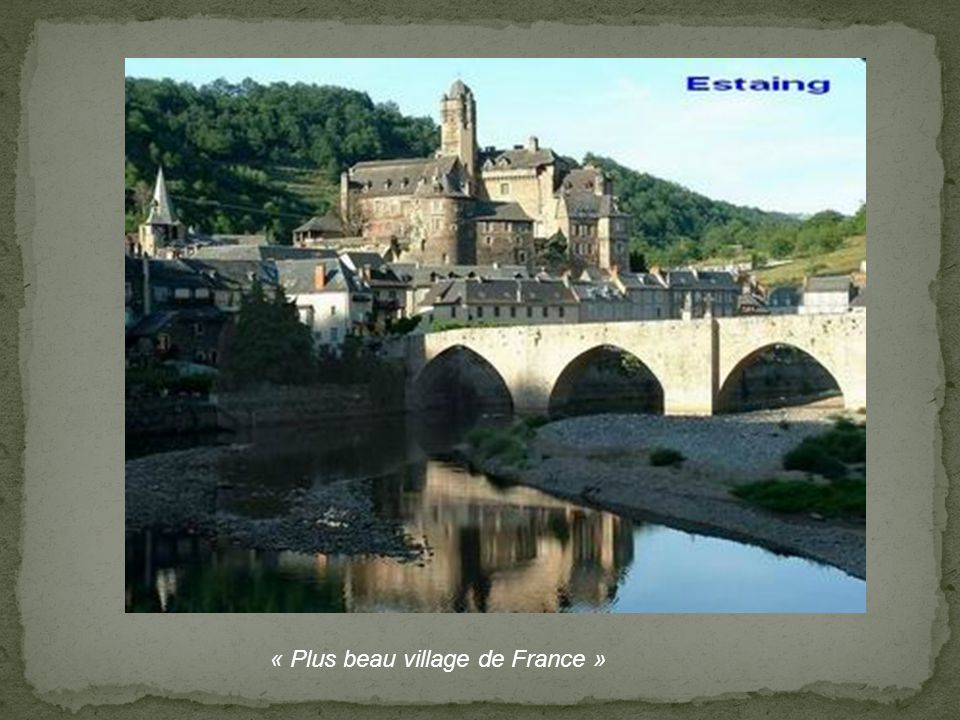 (XIe et XIIe siècles) son célèbre tympan du Jugement dernier, ses tribunes et les vitraux de Pierre Soulages.