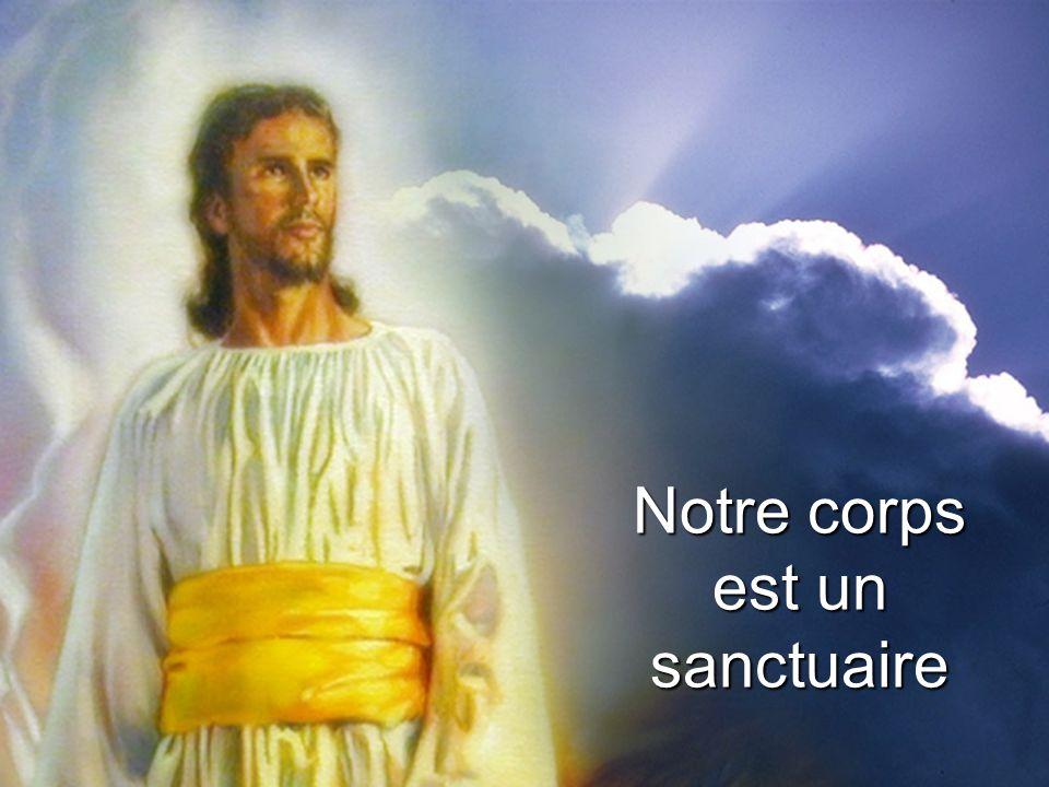 Dieu en nous Quand le Saint-Esprit nous habite, notre être est un sanctuaire pour Dieu.