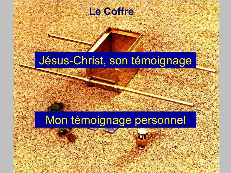 Le Coffre Jésus-Christ, son témoignage Mon témoignage personnel