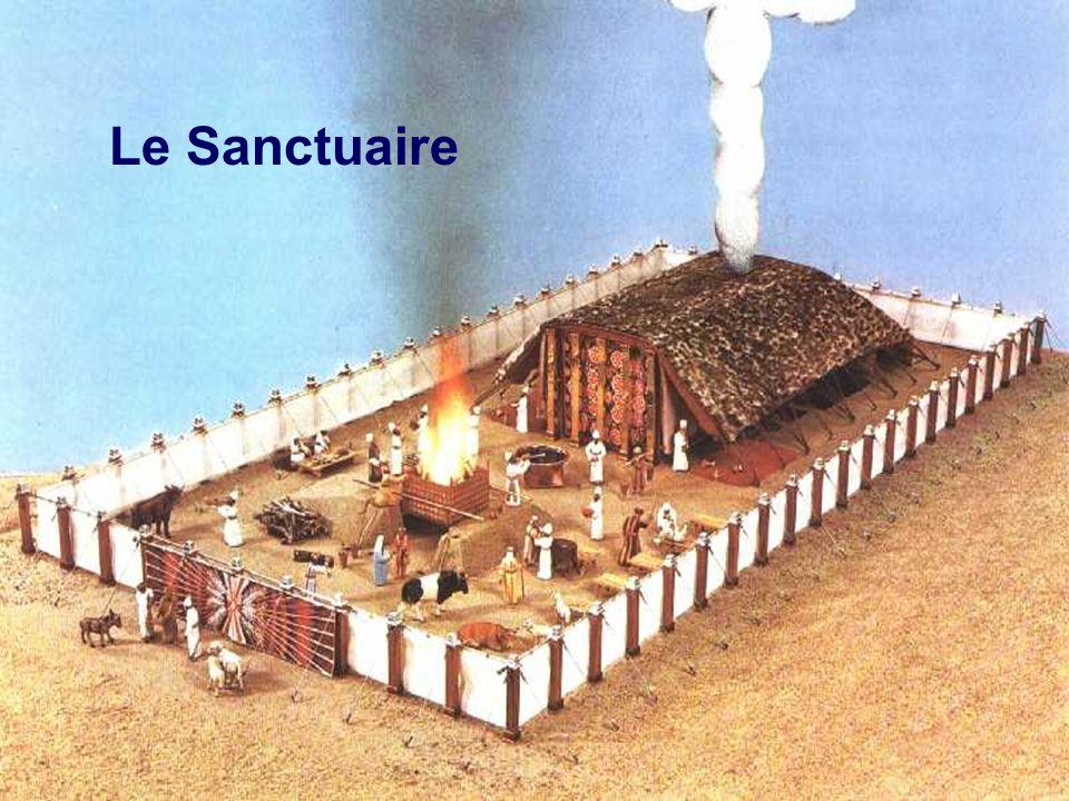 Le plan du salut en moi Le Seigneur enseignait à son peuple les grandes vérités de la rédemption par le symbolisme du sanctuaire terrestre.