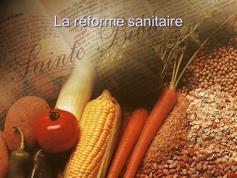 Les aliments impurs Dieu est un Esprit Saint qui se doit d'habiter dans un corps sain.