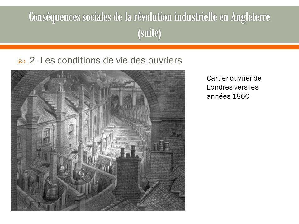  3- Les mouvements sociaux comme les syndicats Le massacre de Peterloo en 1819 où des ouvriers sont massacrés lors d'une réunion pacifique.