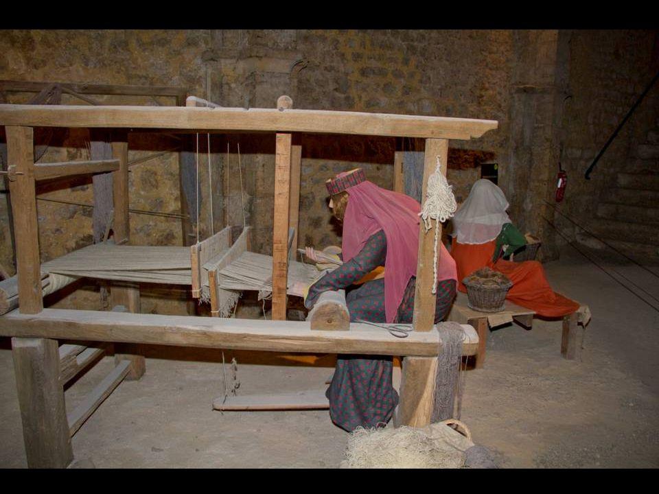 Les métiers de la laine
