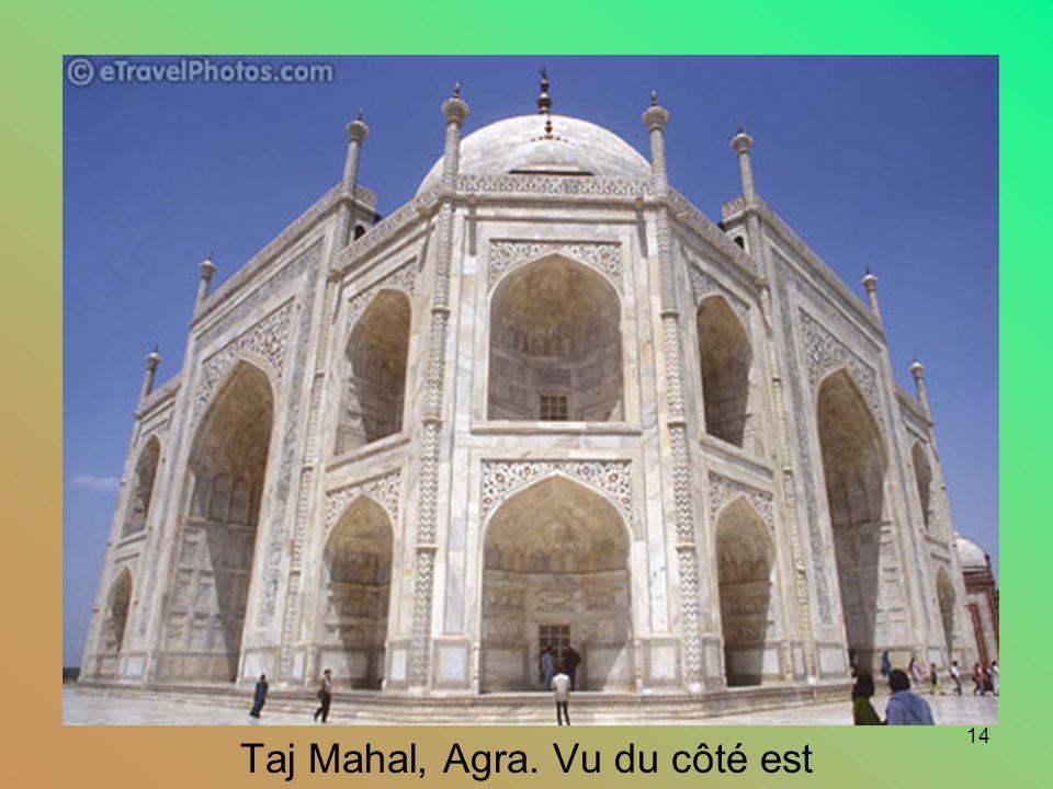 13 Taj Mahal, Agraa