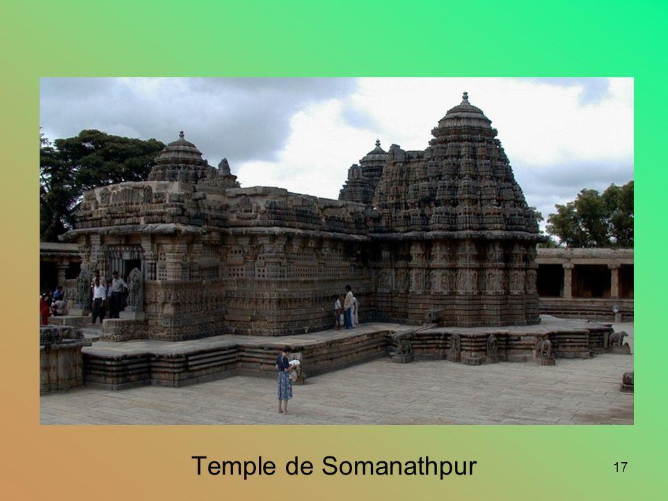 16 Temple deRanganathasvami, Srirangam