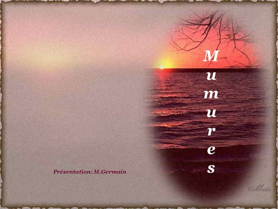 MumuresMumures Présentation: M.Germain