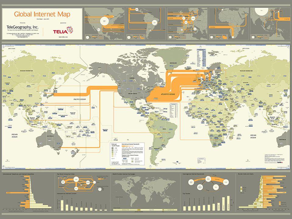 RODRIGUE SAVOIE / INSTITUT DE TECHNOLOGIE DE L'INFORMATION / CNRC 12 CONGRÈS MONDIAL ACADIEN / 2004.08.04 Débits des réseaux