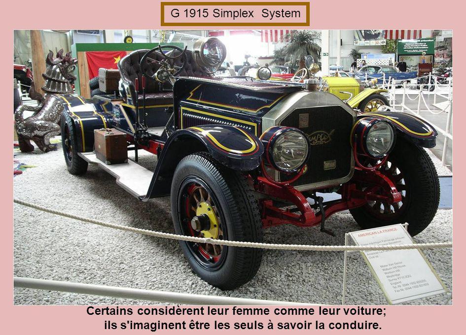 Peugeot Type 3 1891 Un féministe est un homme qui accepte de couper la poire en deux tout en s assurant que la poire est encore la femme.