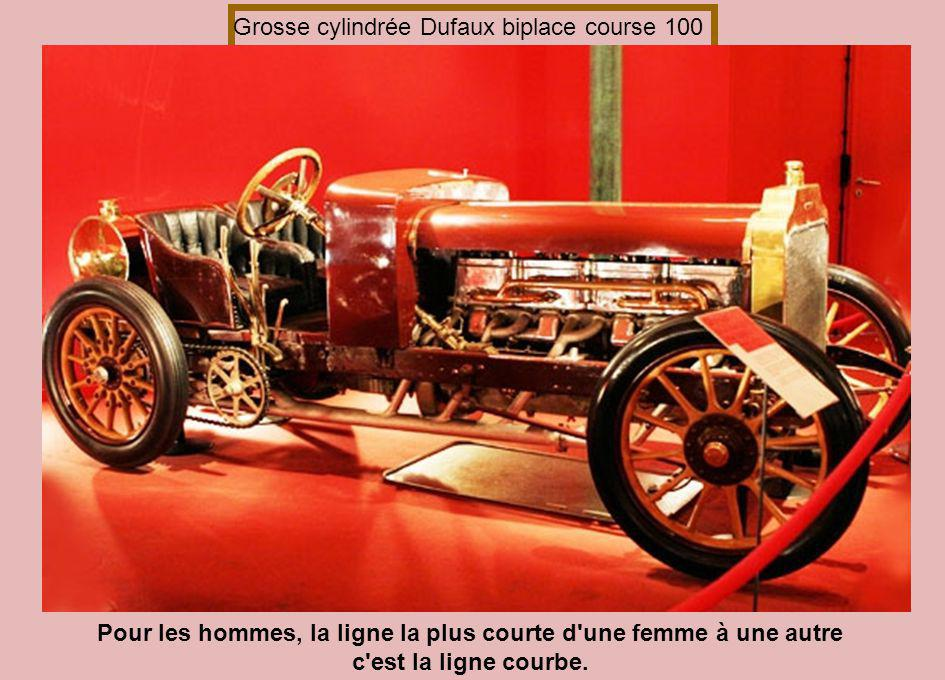 la Peugeot Lion V4C3 de 1912 Celui qui se prend pour Napoléon ou pour Apollon est souvent celui qui n en a pas long.