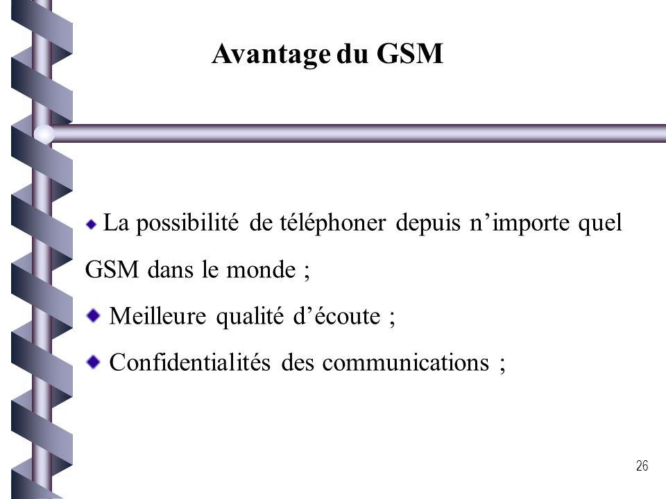 BSC MSC RTC OMC 25