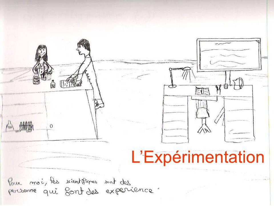 15 L'Expérimentation
