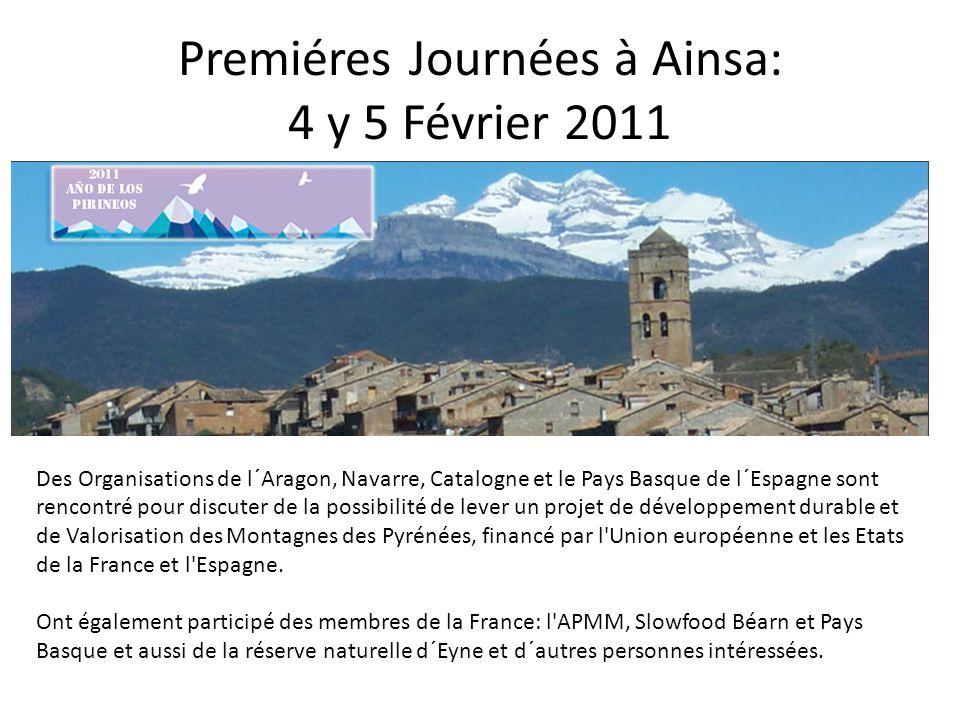 La base de réflexion Comment valoriser les productions et du patrimoine de la montagne pyrénéenne.