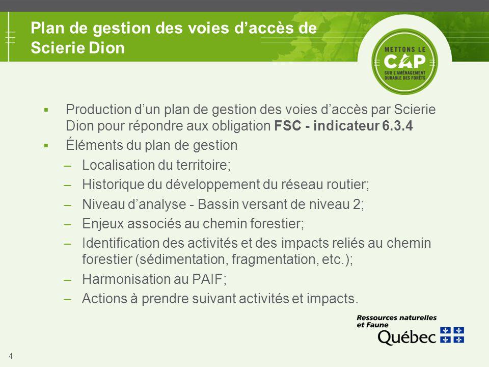 35 Évaluation ZHV 103-Secteur Lac Aaron-Hélène-Marguerite UA 031-52 Constat Toutes les UTP-ZHV seraient calculées et un gradient serait élaboré.