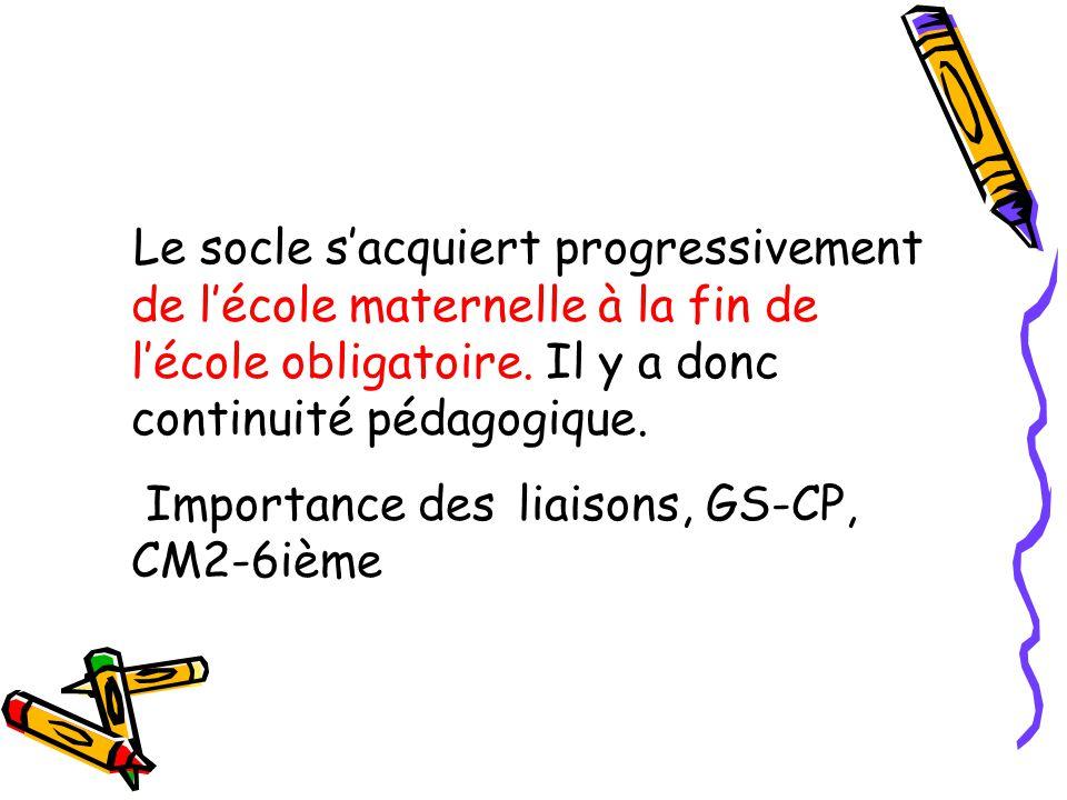 Le livret personnel de compétences : « Le livret personnel de compétences est établi pour chaque élève selon un modèle national.