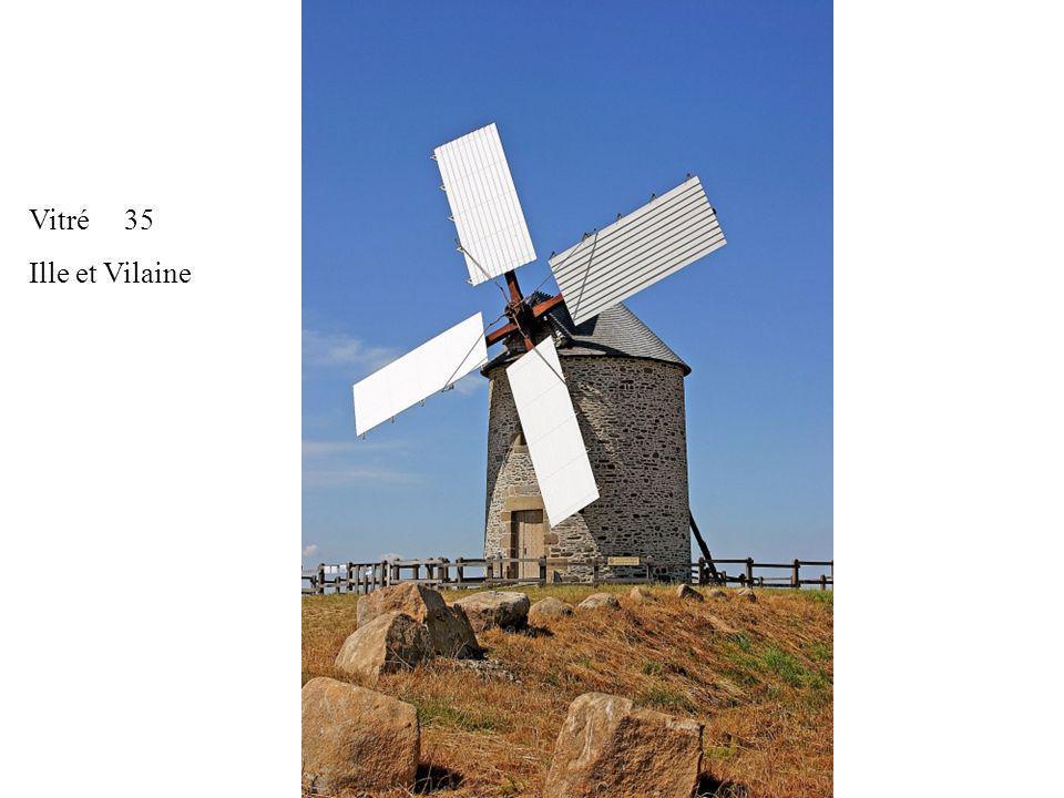 Île de Arz roue du. moulin à marée