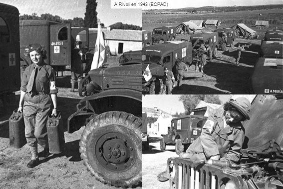 2ème Division Blindée En février 1943, la Colonne Leclerc qui combat héroïquement depuis le Tchad devient la Force L, elle devient la 2ème DBFL le 30 mai 1943, puis le 2ème DB le 24 août 1943.