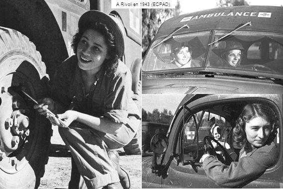 En Corse, sur la tombe d'un pilote anglais, l'ambassadeur de Grande-Bretagne et le colonel André Hartemann, futur général de corps d'armée commandant l'Air en Indochine où il disparaîtra en mission aérienne le 28 avril 1951 (Philippe Hartemann)