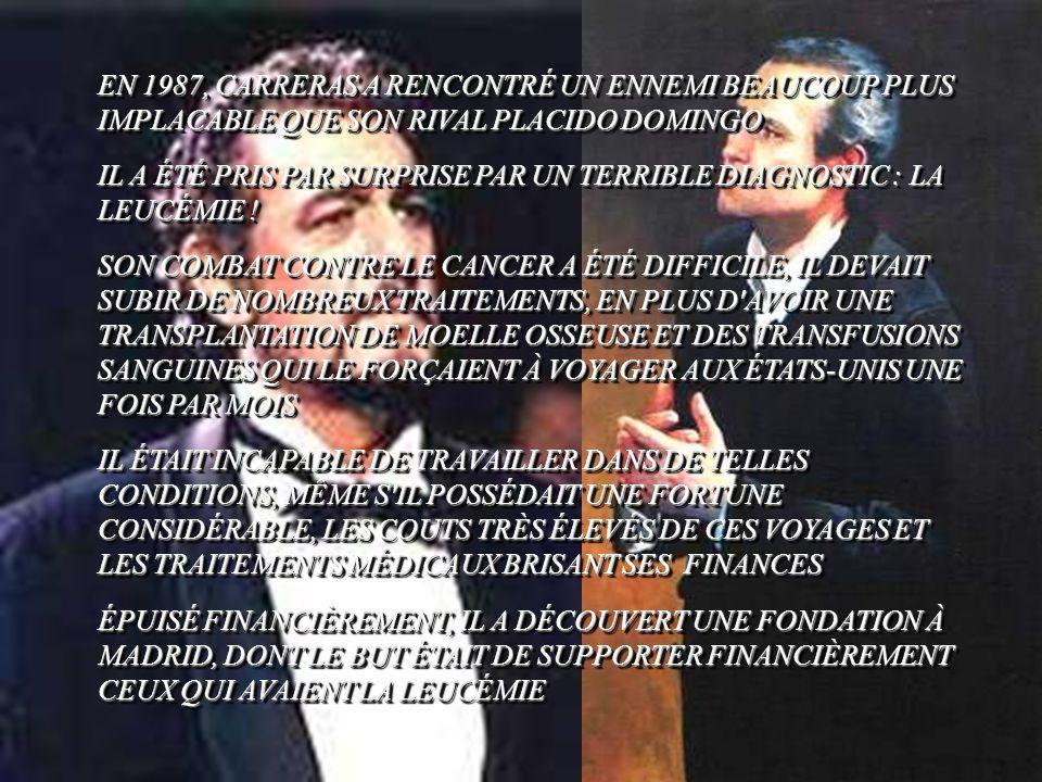 VOICI UNE HISTOIRE QUE TRÈS PEU DE GENS CONNAISSENT… ELLE CONCERNE DEUX DES TROIS MEILLEURS TENORS – LUCIANO PAVAROTTI, PLACIDO DOMINGO AND JOSÉ CARRE