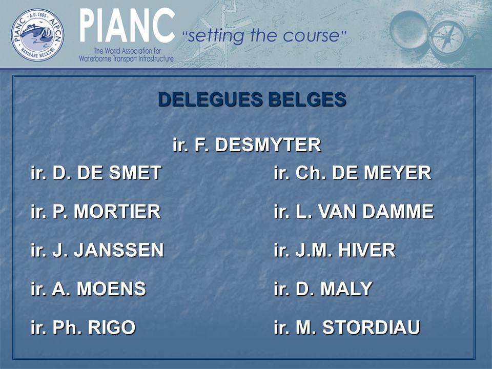 REUNIONS du CA de l'AIPCN-Belgique 2008 11 janvier 2008 PIANC HQ - Bruxelles 6 mars 2008 24 avril 2008 11 juin 2008 24 septembre 2008