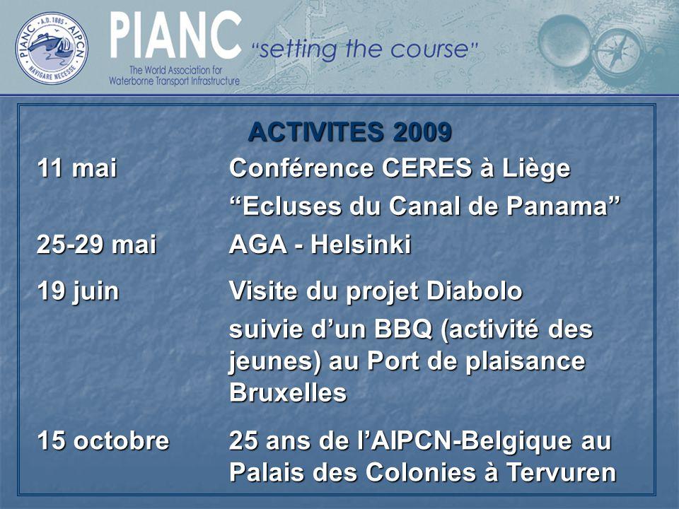15 octobre 2009 Palais des Colonies à Tervuren