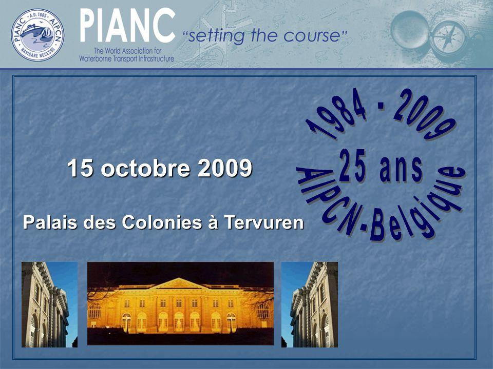 L'histoire des Palais des Colonies La salle de fête fait partie du palais historique où le Musée royal de l'Afrique Centrale se situe.