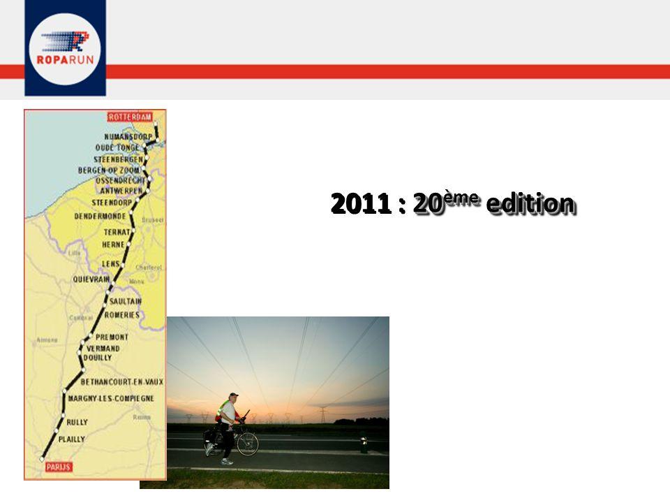 20 ème edition 2011 : 20 ème edition