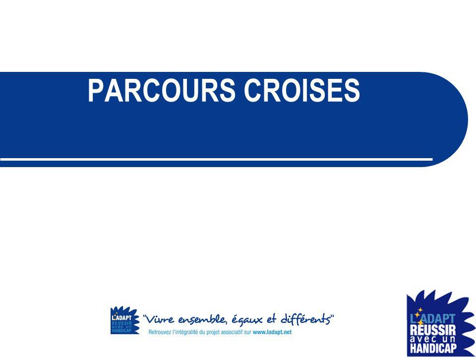 PARCOURS CROISES