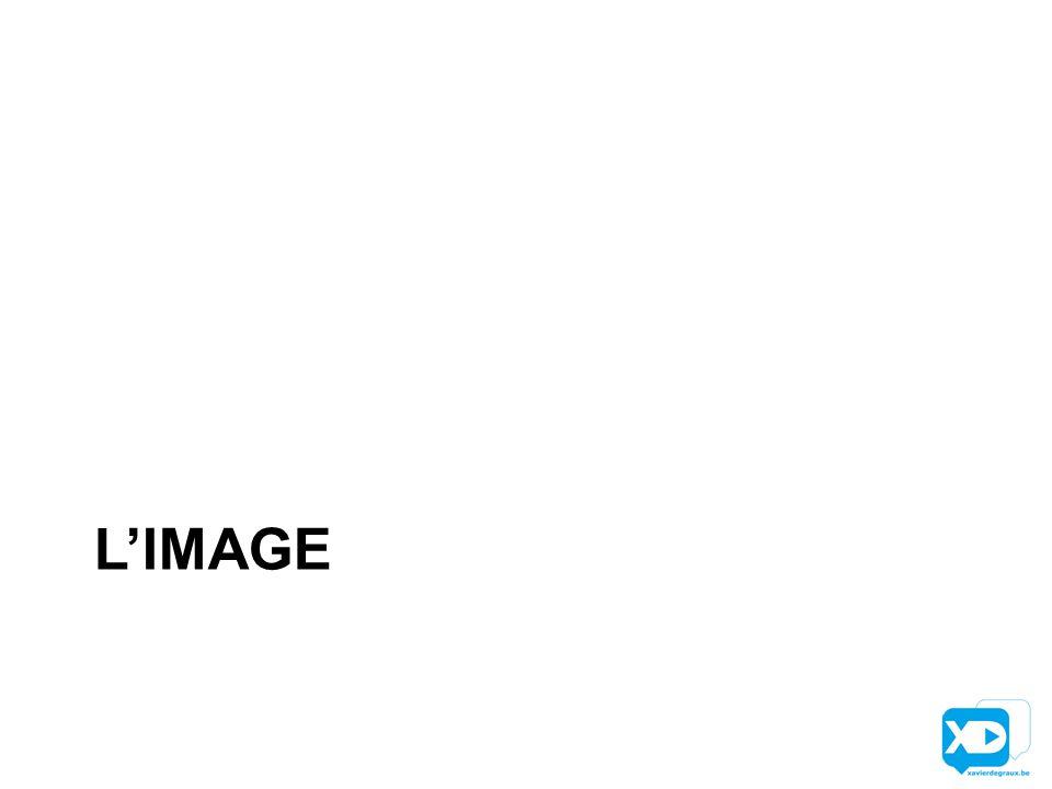 L'image Fichier avec nom explicite au départ (mot-clé-avec-tirets- largeurxhauteur.jpg) Informative et, de préférence, humaine Adaptée : photos, gifs animés, captures d'écrans, schémas, graphiques (charts), infographies, slides, artwork, mémé, CTA....