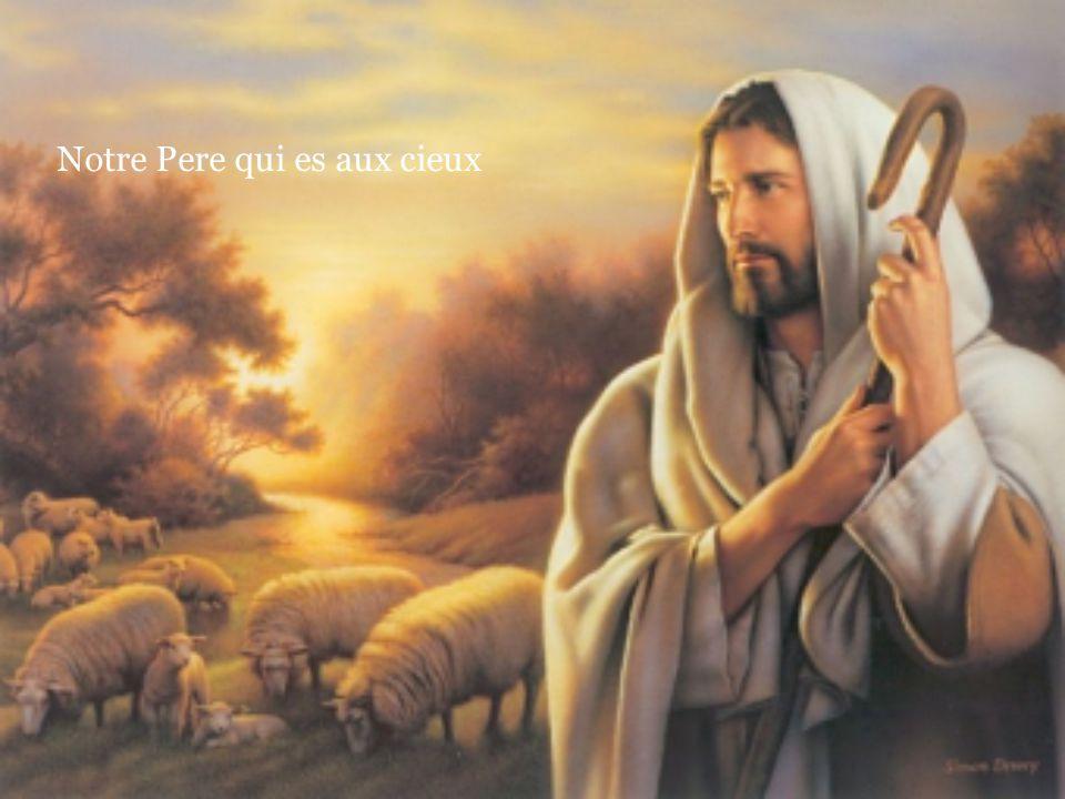 Notre Pere qui es aux cieux
