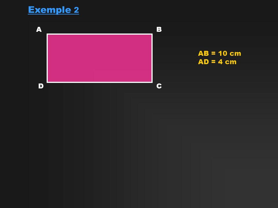 Exemple : Calculer la longueur des segments [IJ] et [KL].