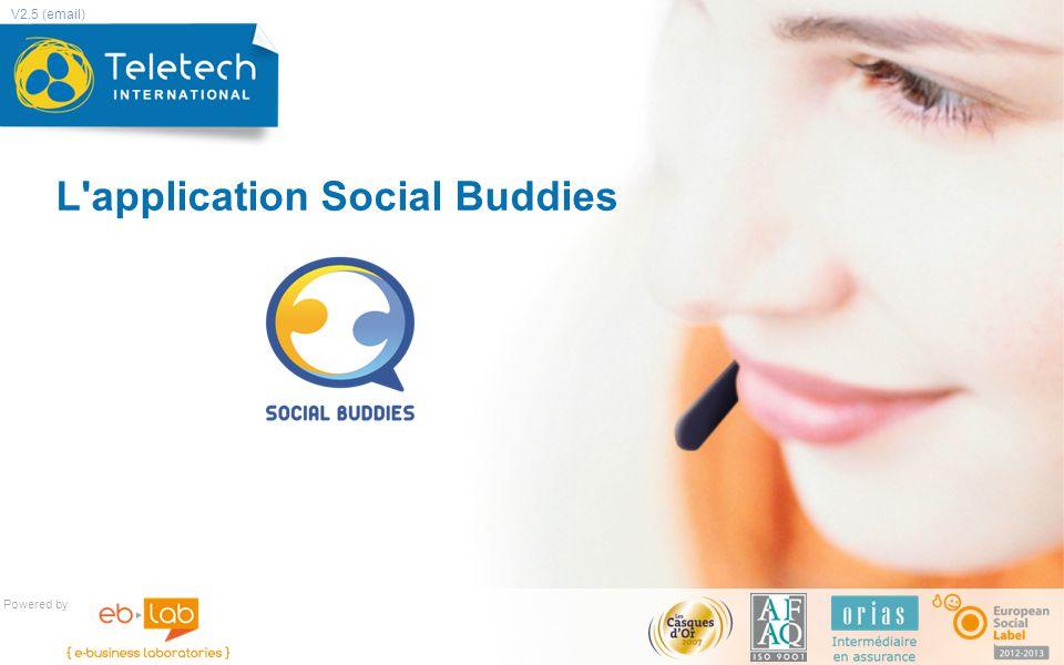 Sommaire  Présentation Teletech International & eb-lab  Le Projet Social Buddies .