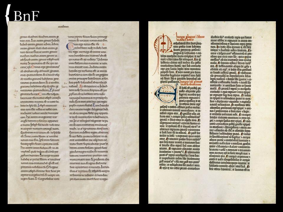 Bible Gutenberg