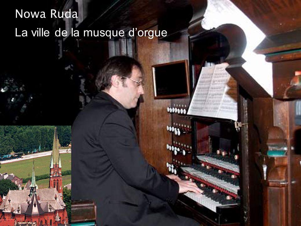 Nowa Ruda La ville de la musque d'orgue
